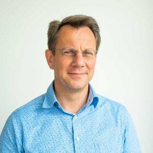 Roy van der Velden - Bimlink - NTRR Café